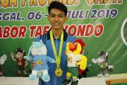 Atlet Taekwondo Madura Peraih Medali Emas Porprov VI Jatim (2)