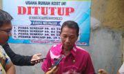 Terbukti Melanggar Perda, DPMPTSP dan Satpol PP Tutup Rumah Kos Mesum