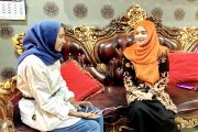 Nia Kurnia Fauzi Dukung Event Save The Sea