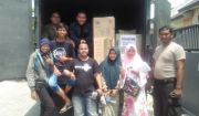 Ringankan Derita Korban Gempa di Ambon, Warga Bangkalan Kirim Bantuan