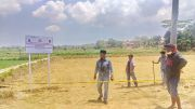 Polisi Periksa Penyerobot Tanah