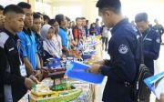 Peduli Nasib Nelayan, Mahasiswa Poltera Gelar Oceanic tingkat Nasional