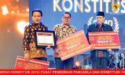 Jurnal Al-Ihkam IAIN Madura Raih Anugerah Konstitusi Terbaik