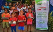 Ringankan Beban Warga Maluku, Grab Indonesia dan ACT Kirim Bantuan