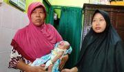 Mohammad Ali,Bayi Mungil Lahir dengan Tempurung Kepala Tidak Sempurna