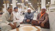Kunjungi Madinah, Pengasuh MTA Berpesan Alumni Al-Amien Lakukan Ini