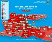 Pasien Covid-19 di Madura Capai 91 Orang