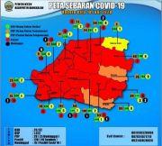 15 dari 18 Kecamatan di Bangkalan Zona Merah