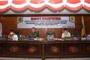 Sehari, DPRD Sumenep Gelar Paripurna Dua Raperda