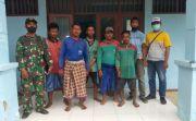 Pakai Pukat Harimau, 5 Nelayan Lamongan Diamankan Warga Arosbaya
