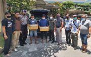 BKSDA dan Ditpolair Polda Jatim Bongkar Kasus Perdagangan Lutung Jawa