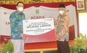 Bank Jatim Launching E-BPHTB