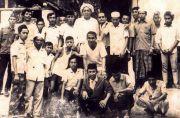 RKH Abd. Hamid Baqir Tinggalkan Piagam Tri Sakti dan Panca Bakti