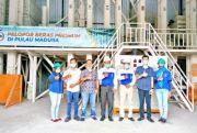 PT Mutiara Pulau Garam Luncurkan Beras Berkualitas