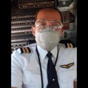 Kakak Kopilot Sriwijaya Air: Mohon Doa Terbaik Buat Adik Tercinta