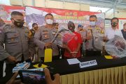 Tersangka Kasus Pembunuhan Suliman di Paopale Laok