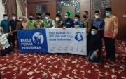 Dukung PJJ, Medco Donasi 1.000 Gawai