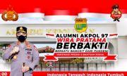Kapolri Listyo Sigit Prabowo Apresiasi Alumni Akpol 1997