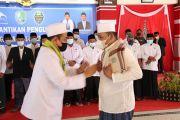Bupati Haji Idi Jadi Anggota Kehormatan Ikbal Korda Sampang