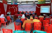 DPMD Sosialisasikan DBHCHT kepada Aparatur Desa