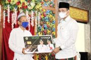 Bupati Ra Latif Permudah Realisasi Bantuan Guru Ngaji-Madin