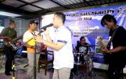 Jazz Blues Mojokerto, Hangatkan Kota dengan Musik