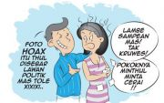 Tak Tahan Melihat Suami Bermesraan