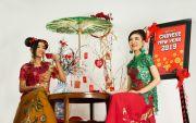 Merah Imlek Berpadu Batik, Mempererat Hubungan Jawa-China