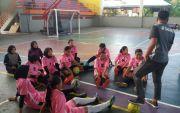 Tim Futsal Putri Langsung Bersaing dengan 24 Tim