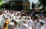481 CJH Berangkat Terpisah, Bergabung Daerah Bali, NTT, dan Nganjuk