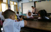 Sembilan SDN di Kota Mojokerto Kekurangan Siswa, Puluhan Bangku Kosong