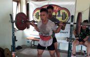 Berlaga di Pra PON Bandung, Lifter Optimistis Masuk Tiga Besar