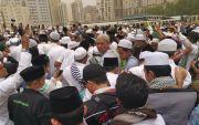 Mbah Moen Dimakamkan di Al Maqbaroh Ma'la, Diantar Lantunan Doa Jamaah