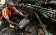 Situs Sebaran Kerajaan Majapahit, Struktur Batu Bata Kuno Ditemukan