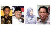 Ikfina Muncul, Tak Ciutkan Nyali Para Kandidat