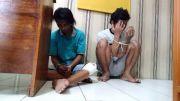 Jambret Pelajar, Dua Pemuda Dimassa