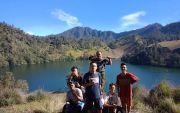 Oase Jelang Puncak Tertinggi Jawa