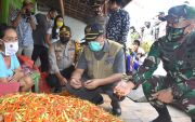 Inovatif, Ada Papan Sayur Gratis di Desa Gunungsari
