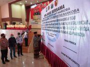 Narkoba Kian Bahaya, Forkopimda Gelar Deklarasi Antinarkoba