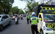 Polisi Kerap Razia, Tak Kurang dari Satu Jam, 35 Pengendara Ditilang