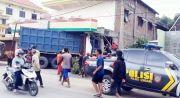 Dump Truck Sambar Minimarket