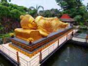 Simbol Wafatnya Siddharta Gautama