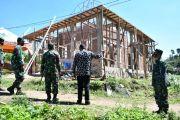 Pra TMMD Ke-112, Kodim 0815 Renovasi Musala Punden dan Betonisasi