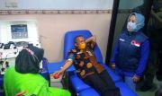 PMI Kota Mojokerto Datangkan Alat Pengambil Plasma Konvalesen