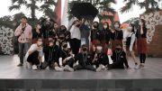 Tampung Bakat Para Penari, Cover Dance Grup Band Korea-Jepang