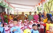 Dinas Pendidikan Klaten Gelar Festival Mewarnai