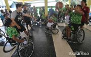 Cabor Wheelchair Basketball Absen di Peparnas 2020
