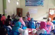 ITS PKU Muhammadiyah Peduli Demensia pada Lansia di Kadipiro