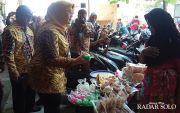Sidak Pasar, Bupati Curigai Bahan Makanan dengan Zat Pewarna Berbahaya