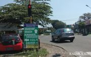Biar Tak Nyasar di Karanganyar, Dishub PKP Pasang 41 Rambu